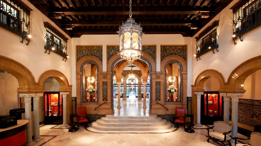 Hotel Alfonso XIII Luxury Collection Hotel