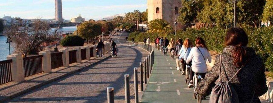 Rutas de bici por Sevilla